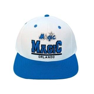 NFL Orlando Magic 2 Tone Snapback 3D Letters Hat