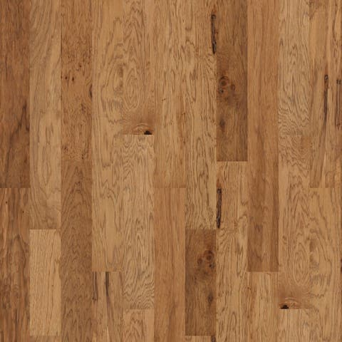 "Shaw SW433 Camden Hills 5"" Wide Subtle Scraped Engineered Hardwood"