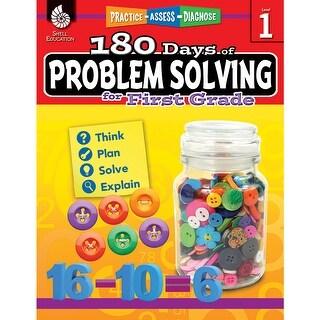 180 Day Problem Solving Gr1 Workbk