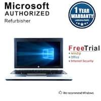 "Refurbished HP EliteBook 2170P 11.6"" Intel Core i7-3667U 2.00GHz 8GB DDR3 240GB SSD Windows 10 Pro 64 Bits 1 Year Warranty"