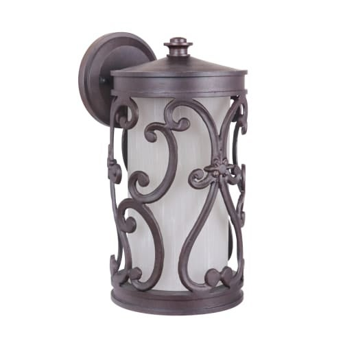 Craftmade Z5314-LED Glendale 1 Light LED Outdoor Wall Sconce - 6.25 Inches Wide