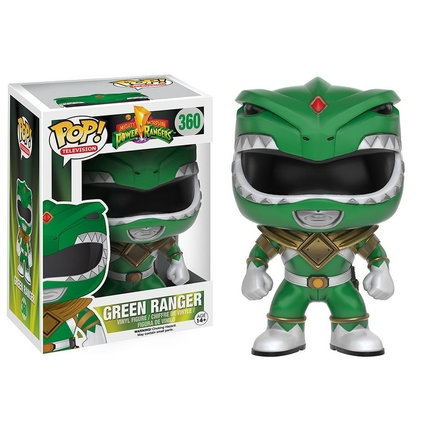 Power Rangers Funko Pop TV Vinyl Figure Green Ranger