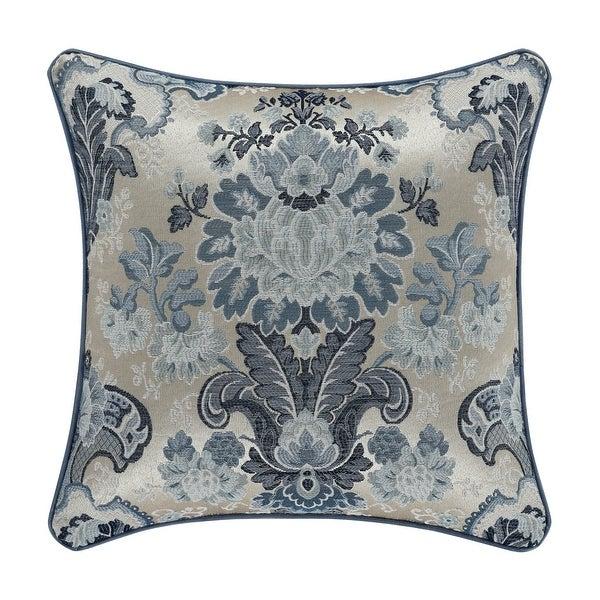 Five Queens Court Geraldine 18 Inch Decorative Throw Pillow. Opens flyout.