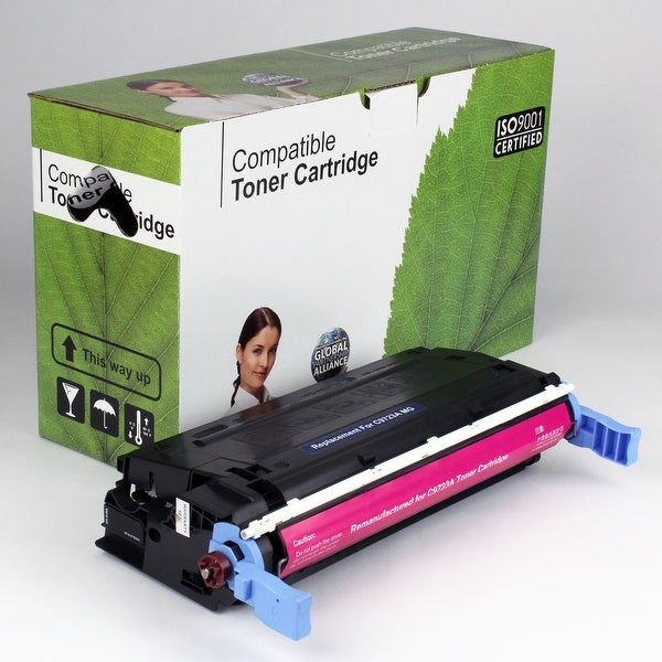 Value Brand replacement for HP 641A Magenta Toner C9723A (8,000 Yield)