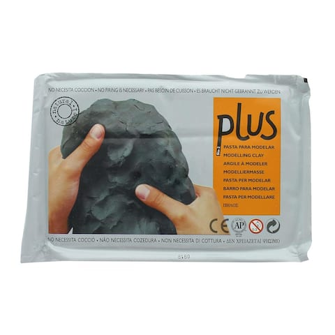 Activa Plus Clay 2.2lb Black
