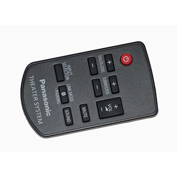 NEW OEM Panasonic Remote Control Originally Shipped With SCHTB170, SC-HTB170