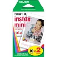 Fuji 46026678 Fujifilm Instax Mini Film - ISO 800