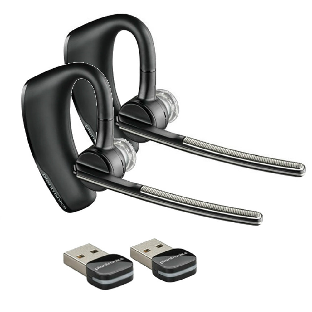 Shop Plantronics Voyager Legend Uc 2 Pack Mono Bluetooth Headset Overstock 24258550