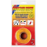 "Rescue Tape RT1000201205USC Silicone Tape, 1"" X 12', Yellow"
