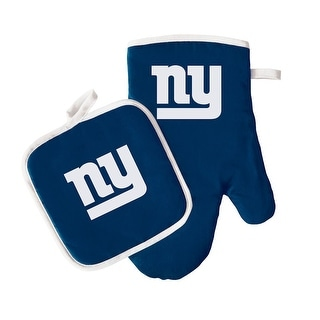 Link to New York Giants Oven Mitt and Pot Holder Similar Items in Fan Shop