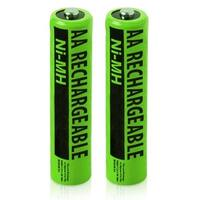 NiMh AA Batteries 2-Pack NiMh AA Batteries 2-Pack
