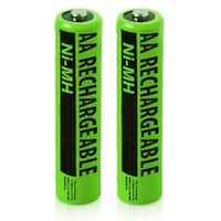 Replacement Battery NiMh AA Batteries 2-Pack for Uniden Phones