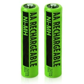 New Replacement Battery For AT&T 80-5461-00-00 Cordless Phone ( 2 Pack )