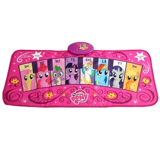 Link to My Little Pony Street Piano Music Mat Similar Items in Action Figures