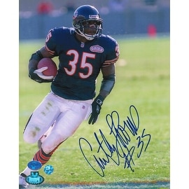Anthony Thomas Chicago Bears Autographed 8x10 Photo -Running-