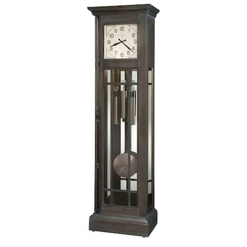 Howard Miller Amos Vintage Grandfather Standing Clock