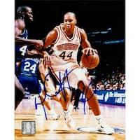 Signed Coleman Derrick Philadelphia 76ers 8x10 Photo autographed