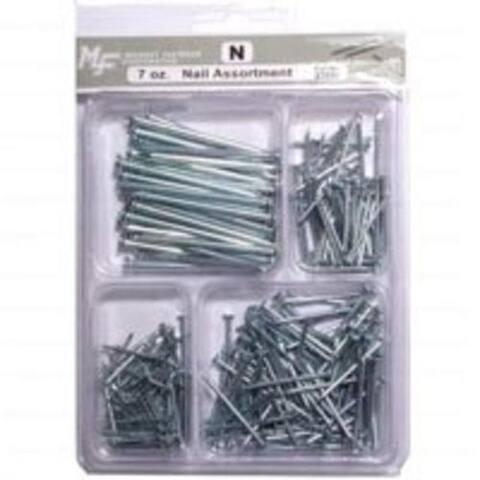Midwest 23590 Nails Assortment Kit