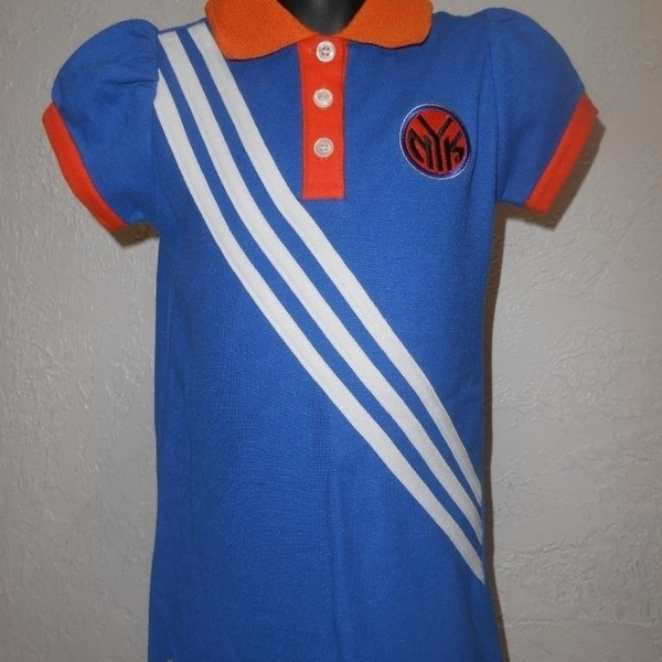 8cd68f1fff7 Shop Mended - Nba Ny Knicks Toddler Size 4T Dress - On Sale - Free ...