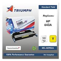 Triumph Remanufactured 643A Toner Cartridge - Yellow Toner Cartridge
