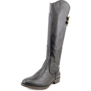 Fergalicious Lullaby Women Round Toe Synthetic Knee High Boot