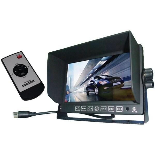 "Boyo Vtm7012 7"" Rearview Monitor"