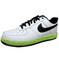 Nike Men's Lunar Force 1 '14 White/Wolf Grey 654256-101