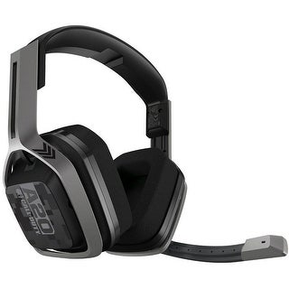 Logitech Astro A20 Wireless Headset - Call of Duty Silver Wireless Headset