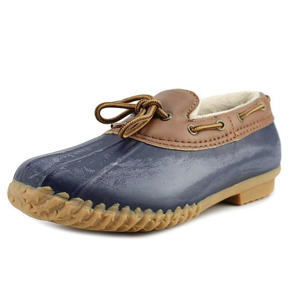 JBU by Jambu Gwen Women Round Toe Synthetic Blue Loafer