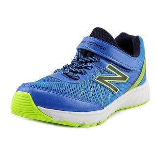 New Balance KT330 Youth Round Toe Synthetic Black Trail Running