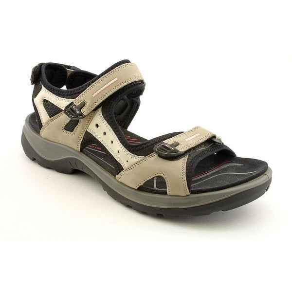 f16014d5 Shop Ecco Offroad Lite Open-Toe Suede Sport Sandal - Free Shipping ...