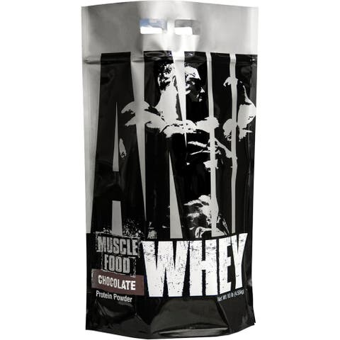 Universal Nutrition Animal Whey - 135 Servings - Chocolate - 135 Servings
