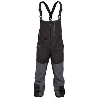 Stormr Aero Mens Black Small Bib R715MP-01-S For Harsh Weather Conditions