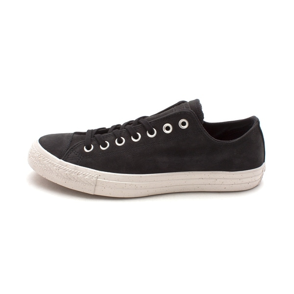 Converse Womens unisex ctas ox Fabric Low Top Lace Up Basketball Shoes - 11