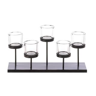 Five Cups Candleholder