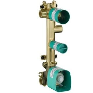 Axor 36708 Citterio E Axor Shower Collection Thermostat 3-User