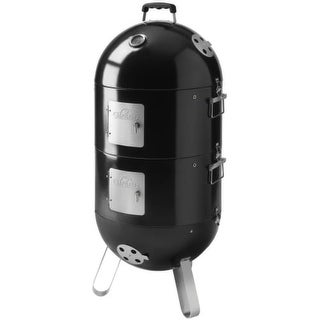 Napoleon AS200-1 Apollo 16 Inch Diameter Charcoal Free Standing Grill and Smoker