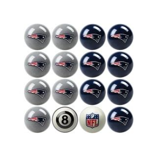 NFL New England Patriots Home vs. Away Team Billiard Pool Ball Set