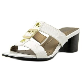 Life Stride Rayana Women Open Toe Leather Sandals