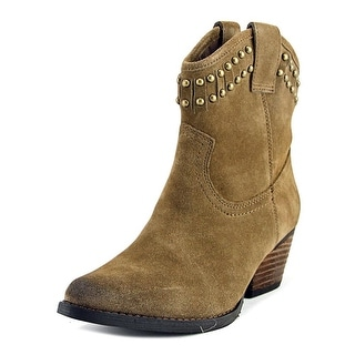Volatile Veronica Women  Pointed Toe Suede  Western Boot