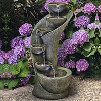 Buy Outdoor Fountains Online For Your 2021 Overstock
