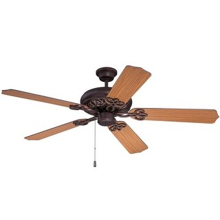 "Craftmade Cecilia Cecilia 42"" - 52"" 5 Blade Ceiling Fan - Blade Selection Required"