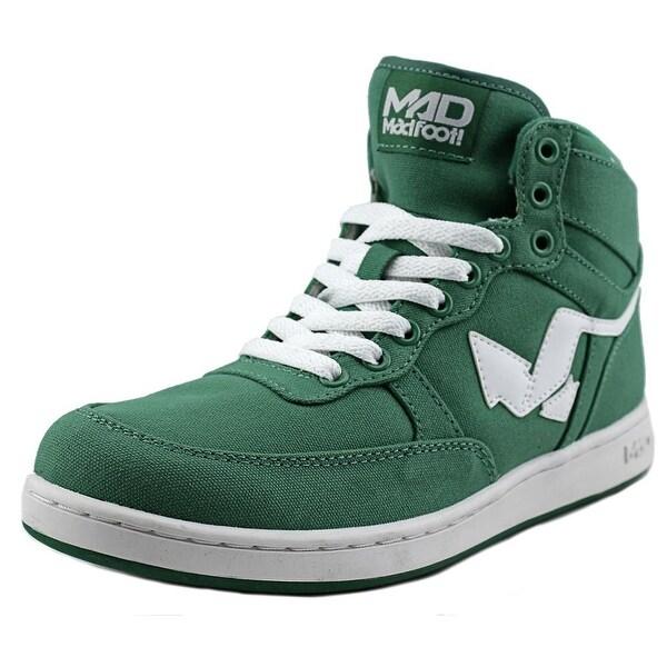 Mad Madfoot! Predator Hi Plus Men GRN/WHT Skateboarding Shoes