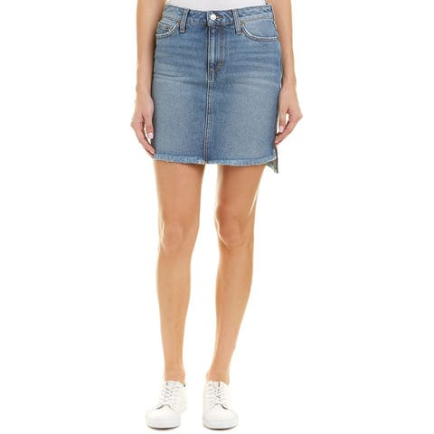 Joe's Jeans Charlie High-Low Pencil Skirt