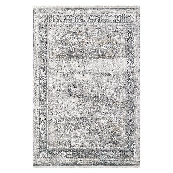 Alice Contemporary Transitional Power Loomed Area Rug. Opens flyout.