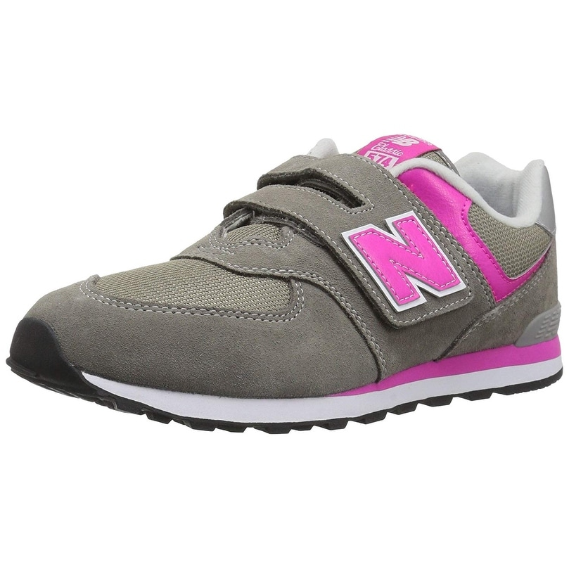 29cb7d2a755c5 Shop New Balance Baby Girl Iv574gv Sneakers - On Sale - Free Shipping On  Orders Over $45 - Overstock - 22254177 - Black/Black - 5 M US Toddler