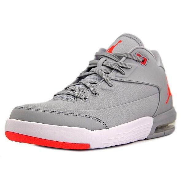 Jordan Flight Origin 3 Men Round Toe Synthetic Basketball Shoe