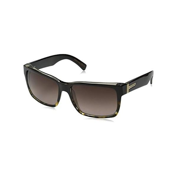 bc63f3abce1 Shop VonZipper Mens Elmore Designer Sunglasses Mirrored Fashion -  brainblast lime - o s - Free Shipping Today - Overstock - 21861580