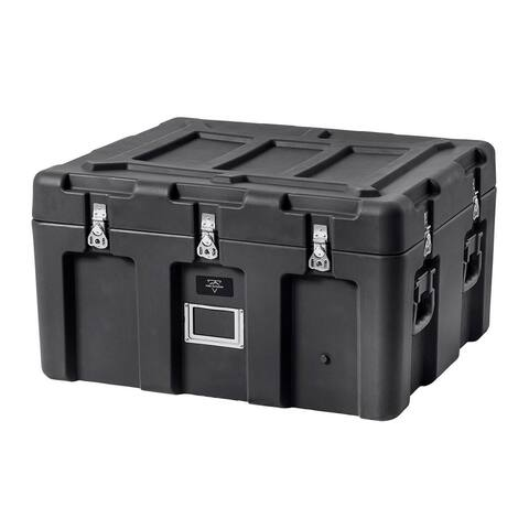 Monoprice Rotomodeled Weatherproof Case - Black ( 31 x 26 x 18 inches) - Pure Outdoor Collection
