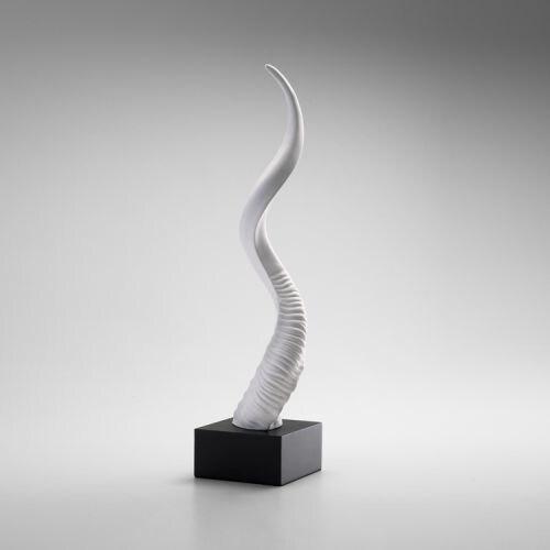 """Cyan Design 4101 25.75"""" Sculptured Horn"""